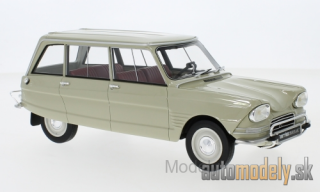BoS-Models - Citroen Ami 6 Break, beige, 1967 - 1:18