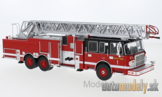 IXO - Smeal 105 Aerial Ladder, red/black, 2015 - 1:43