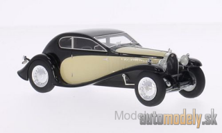 Look Smart - Bugatti 50 T Superprofilee, black/beige, RHD - 1:43