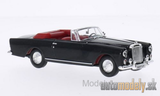 Lucky Die Cast - Bentley Continental S2 DHC Park Ward, black, 1961 - 1:43