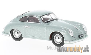 Lucky Die Cast - Porsche 356, metallic-grey, 1951 - 1:43