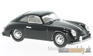 Lucky Die Cast - Porsche 356, black, 1952 - 1:43