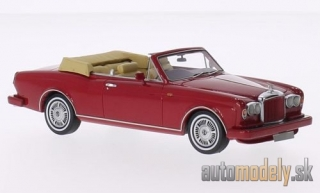 NEO - Bentley Continental DHC, red , 1985 - 1:43