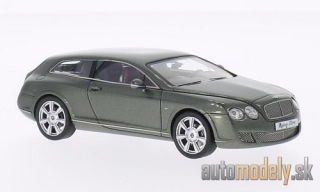 NEO - Bentley Continental Flying star by Touring, metallic-grün, 2010 - 1:43