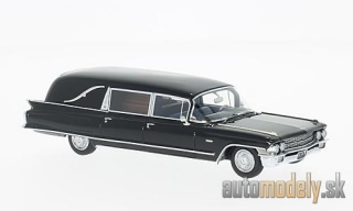 NEO - Cadillac series 62 Miller Meteor Hearse, 1962 - 1:43