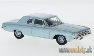 NEO - Dodge 330 Sedan, metallic-light blue, 1964 - 1:43