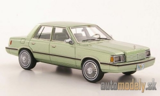 NEO - Dodge Aries (K-Car), metallic-hellgrün, 1983 - 1:43