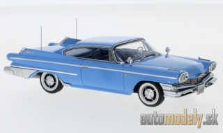 NEO - Dodge Polara Coupe, blue, 1960 - 1:43