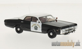 NEO - Dodge Polara Sedan, California Highway Patrol , 1972 - 1:43