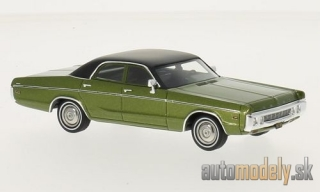 NEO - Dodge Polara Sedan, metallic-grün/black, 1972 - 1:43