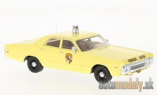 NEO - Dodge Polara, Maryland State Police, 1972 - 1:43