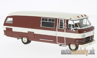 NEO - Dodge Travco , brown/white, 1963 - 1:43