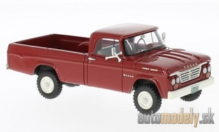 NEO - Dodge W200 Power Wagon, red, 1964 - 1:43
