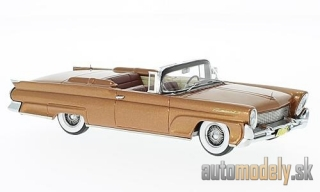 NEO - Lincoln Continental MKIII Convertible, copper, 1958 - 1:43
