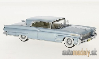 NEO - Lincoln Continental MKIII Hardtop Coupe, metallic-light blue, 1958 - 1:43
