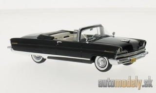 NEO - Lincoln Premiere Convertible, black, 1956 - 1:43