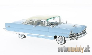 NEO - Lincoln Premiere Hardtop, light blue/white, 1956 - 1:43