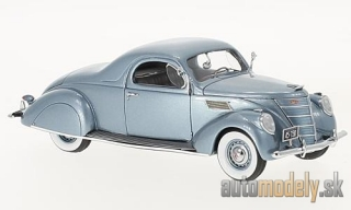 NEO - Lincoln Zephyr Coupe, metallic-light blue, 1937 - 1:43