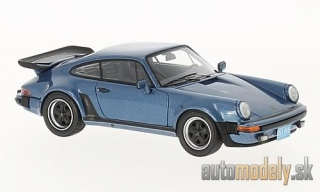 NEO - Porsche 911 (930) Turbo USA, metallic-blue, 1979 - 1:43