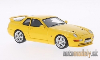 NEO - Porsche 968 Turbo S, yellow, 1993 - 1:43