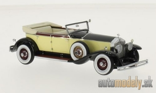 NEO - Rolls Royce Phantom I Newmarket, yellow/black, 1929 - 1:43