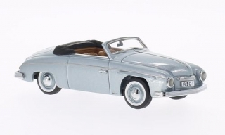 NEO - Rometsch Beeskow Convertible (VW), metallic-light blue, 1952 - 1:43