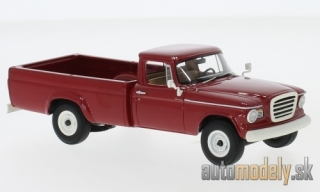 NEO - Studebaker Champ Pickup, dark red, 1963 - 1:43