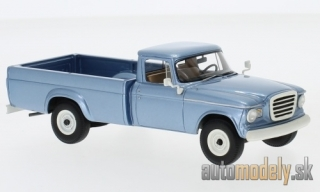 NEO - Studebaker Champ Pickup, metallic-light blue, 1963 - 1:43