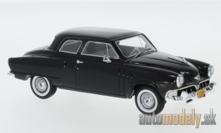 NEO - Studebaker Champion customs 2-door Sedan, black, 1952 - 1:43