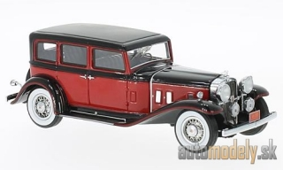 NEO - Stutz SV-16 Sedan, red/black, 1933 - 1:43