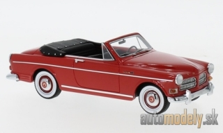 NEO - Volvo Amazon Coune Convertible, red, 1963 - 1:43