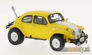 NEO - VW Baja Bug, yellow/white, 1969 - 1:43