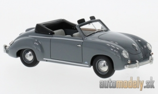 NEO - VW Dannenhauer and Stauss Convertible, grey, 1951 - 1:43