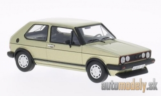 NEO - VW Golf I GTI, metallic-beige, 1983 - 1:43