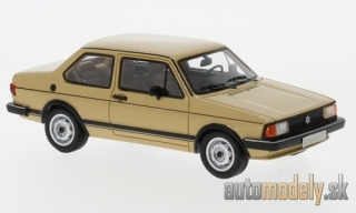 NEO - VW Jetta I, light-brown, 1980 - 1:43