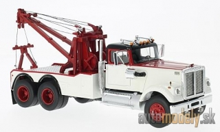 NEO - White Road Boss , red/white, 1977 - 1:43