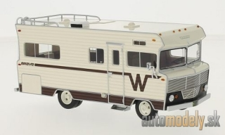 NEO - Winnebago Brave, light beige/brown, 1973 - 1:43