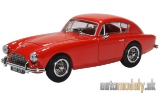 Oxford - AC Aceca, red, RHD - 1:43