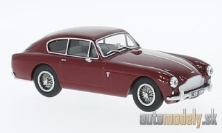 Oxford - Aston Martin DB2 MkIII, dark red, RHD - 1:43