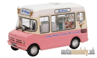 Oxford - Bedford CF, RHD, Ice Cream Van Mr Whippy - 1:43