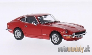 Oxford - Datsun 240Z, red, RHD - 1:43
