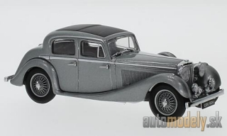 Oxford - Jaguar SS 2.5 Litre, metallic-grey, RHD - 1:43