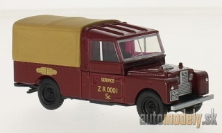 Oxford - Land Rover series 1 109, RHD, british Railways - 1:43