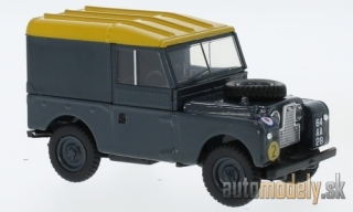 Oxford - Land Rover series I 88 Hard Top, RHD, RAF - 1:43