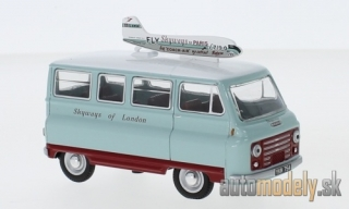 Oxford - Morris J2 Van, RHD, Skyways of London - 1:43