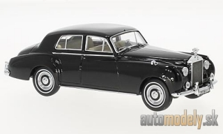 Oxford - Rolls Royce silver Cloud I, black, RHD - 1:43