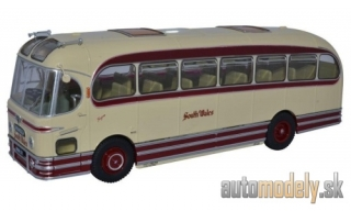 Oxford - Weymann Fanfare, RHD, south Wales Transport - 1:43