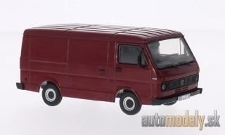 Premium ClassiXXs - VW LT28, dark red, box wagon - 1:43