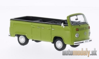 Premium ClassiXXs - VW T2b Open Air bus, grün - 1:43