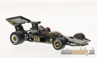 Quartzo - Lotus 72D, No.32, GP Belgium, E.Fittipaldi, 1972 - 1:43